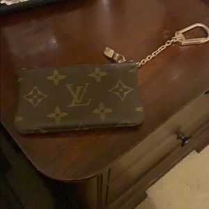 Louis Vuitton Key Holder and Coin Purse
